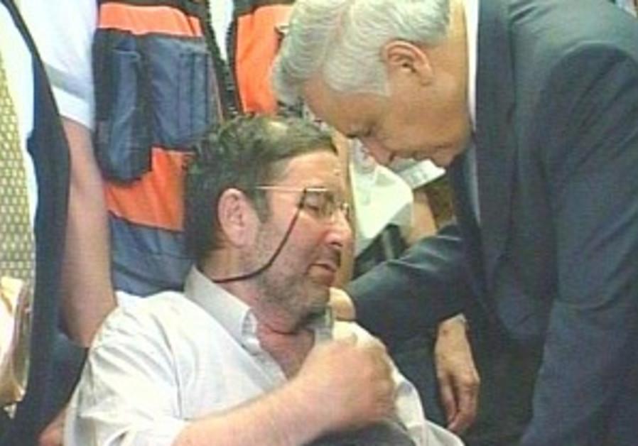 katsav hunger striker 298.88
