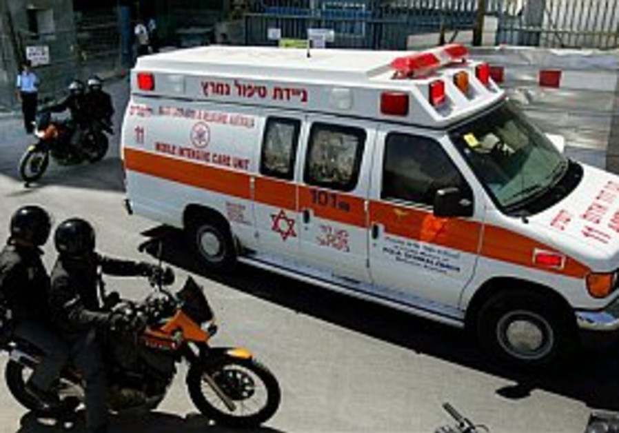 sharon ambulance 298 ap