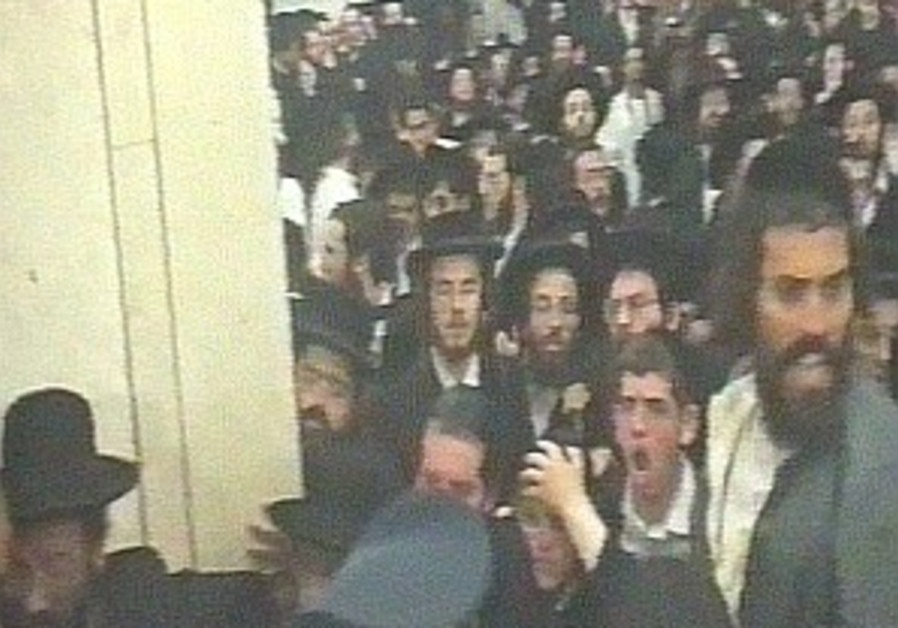 Beit Shemesh body snatching ends in burial