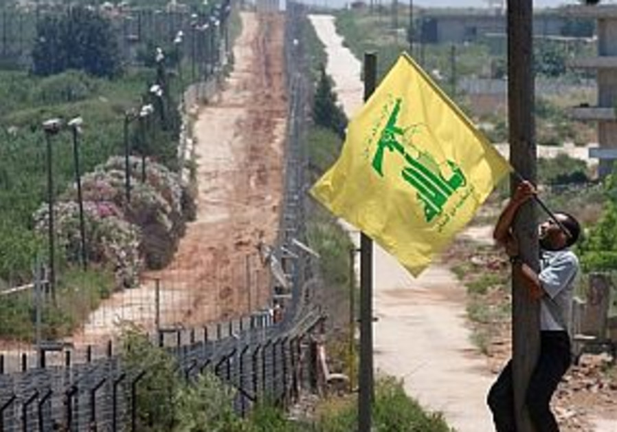 flag hizbullah border298