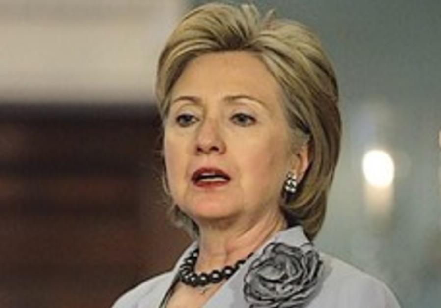 Clinton: Iran could face crippling sanctions