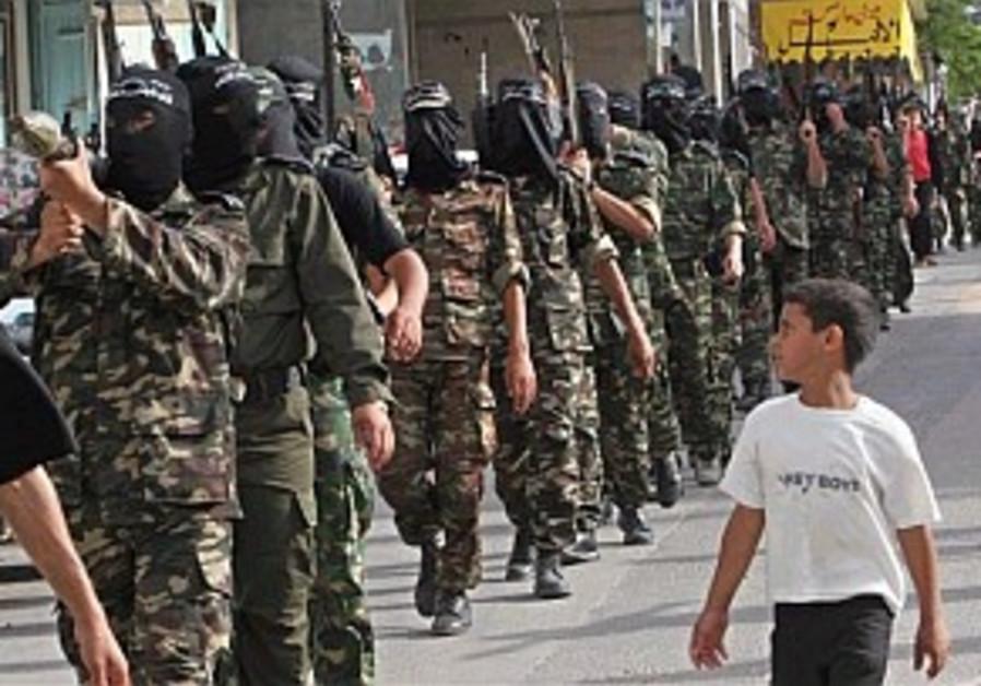 Al-Aksa announce female bomber unit