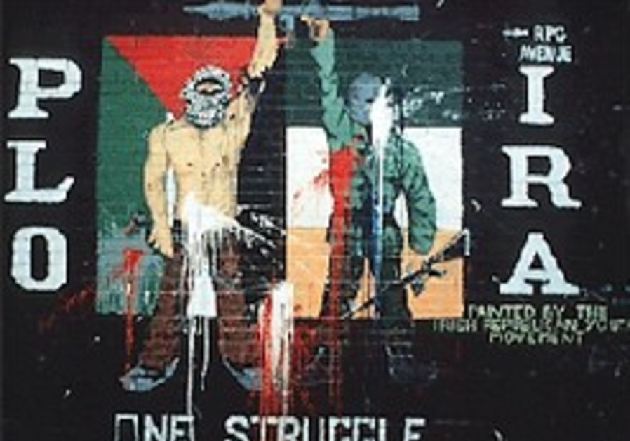IRA-PLO cooperation: A long, cozy relationship
