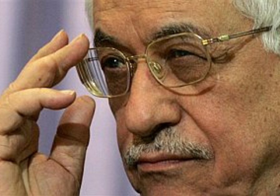 Abbas announces unilateral cease-fire