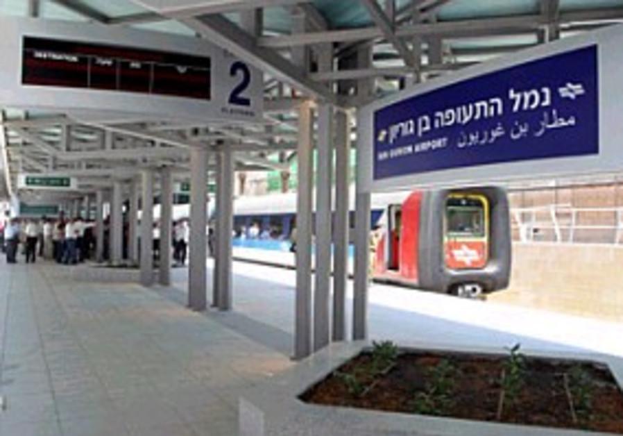 Flights resume at Ben Gurion Airport