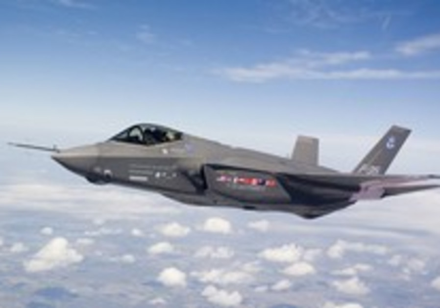 The Lockheed Martin F-35 Joint Strike Fighter