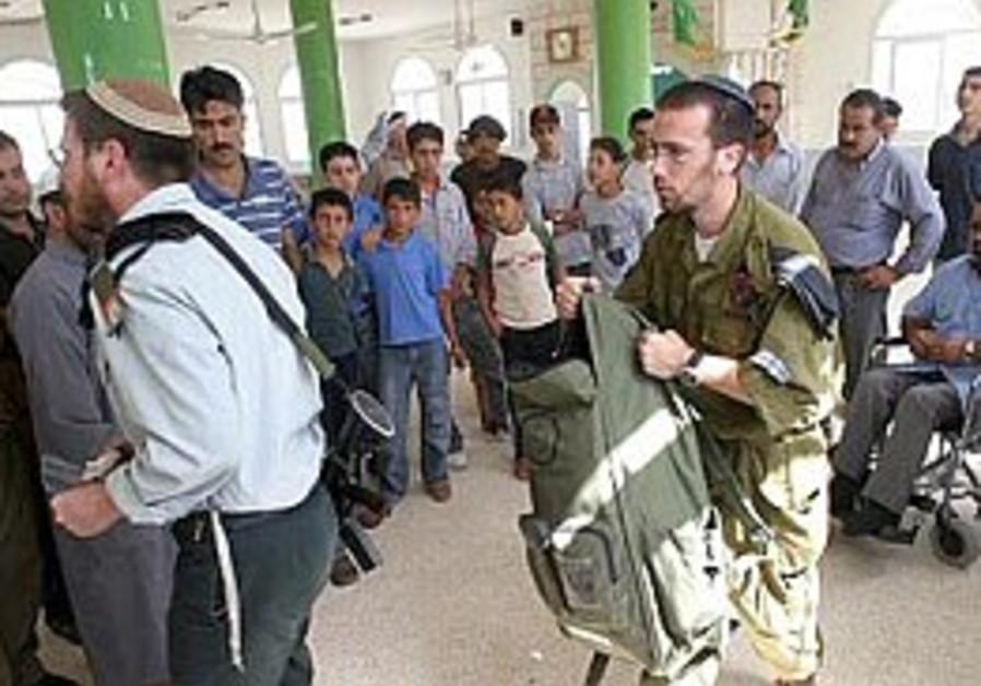 Mosque soldier suicide 298 ap
