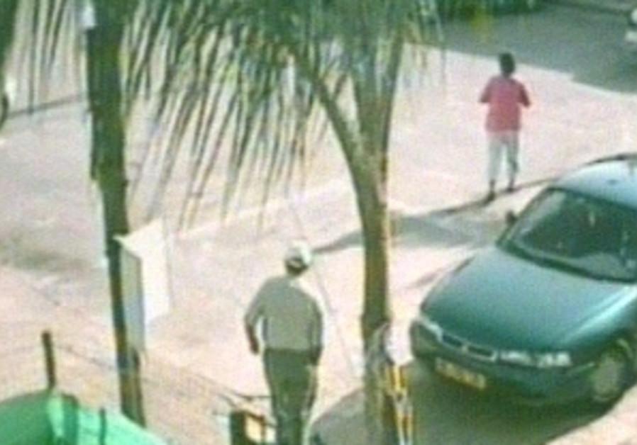 Ramle: 'Honor killing' caught on tape