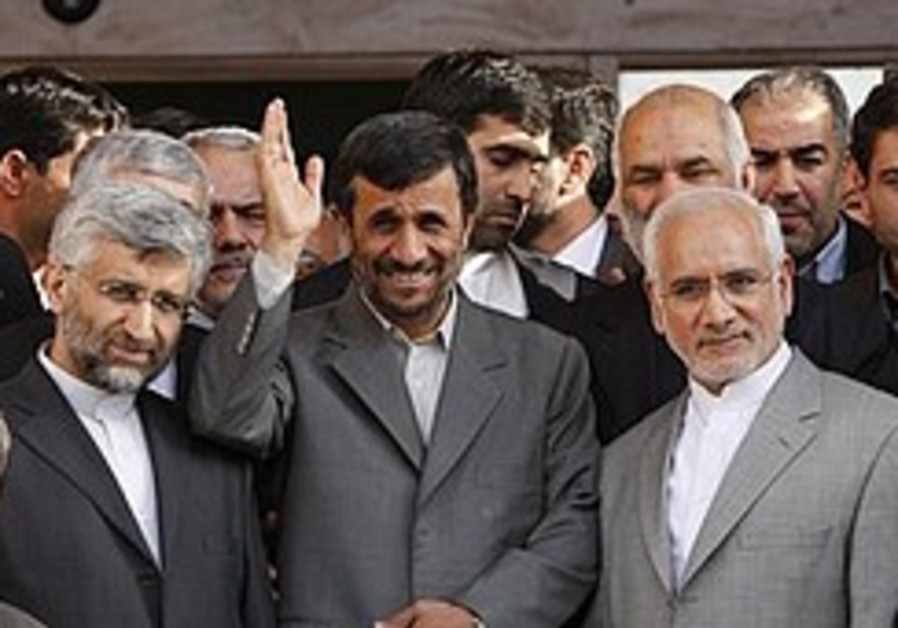 Ahmadinejad: We favor talks with West