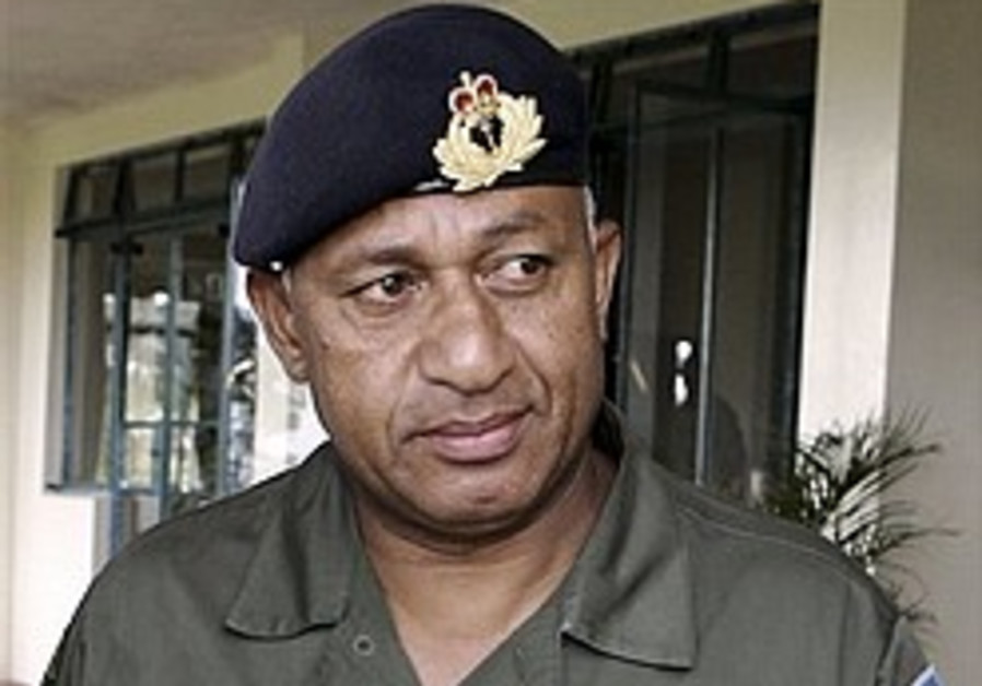 Fiji's president assumes power, fires judges