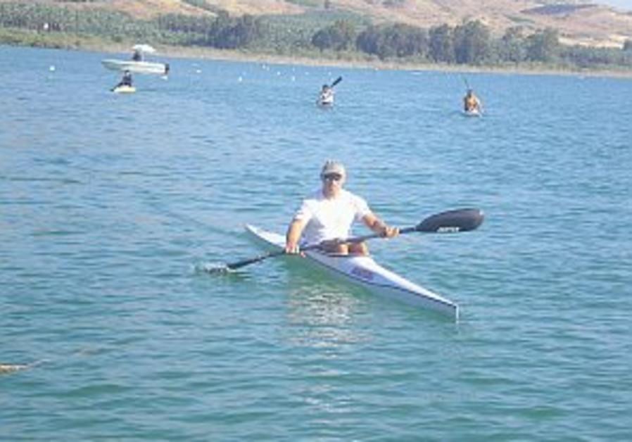 Young kayakers make a splash at national championships