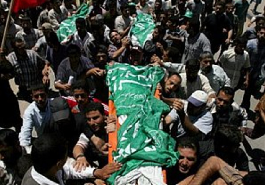 Hamas vows revenge for beach attack