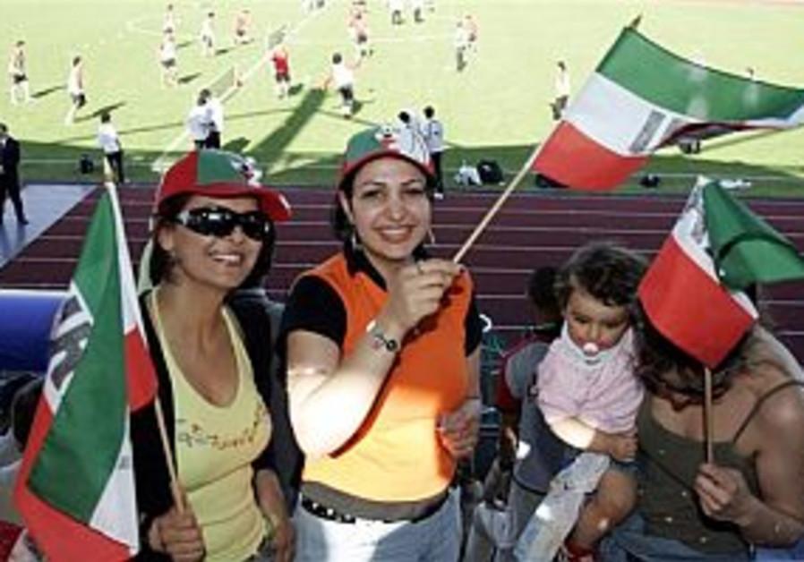 iran fans 298 ap