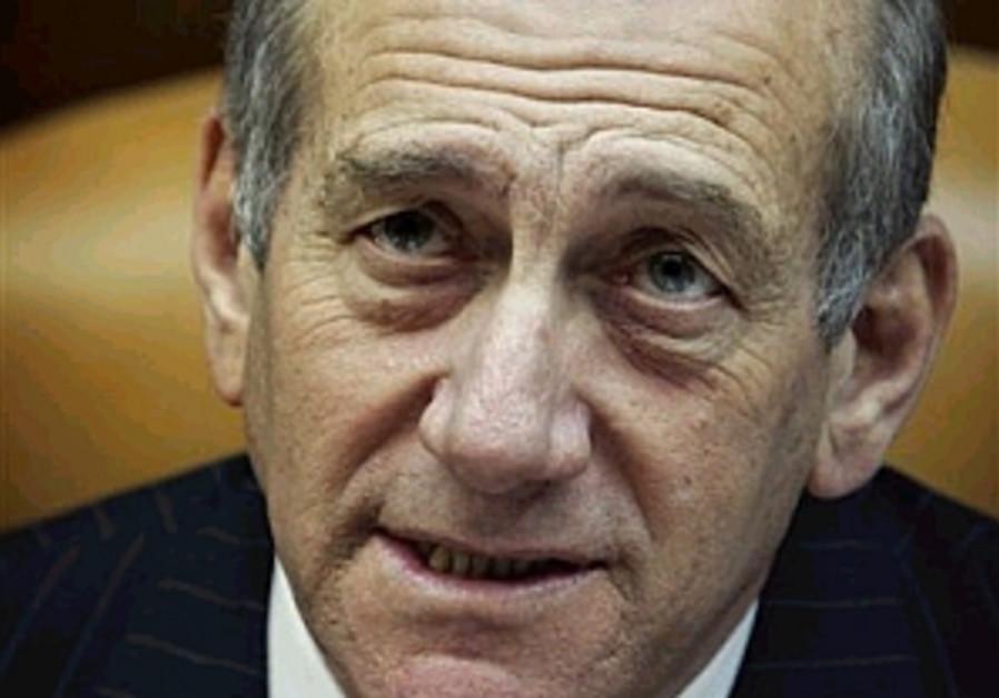 Olmert vows harsh steps on Kassams