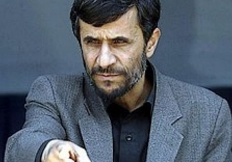 Ahmadinejad rejects UNSC deadline