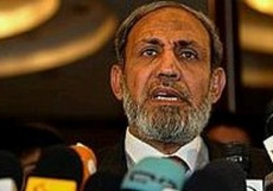 Hamas hails meeting with former US diplomat