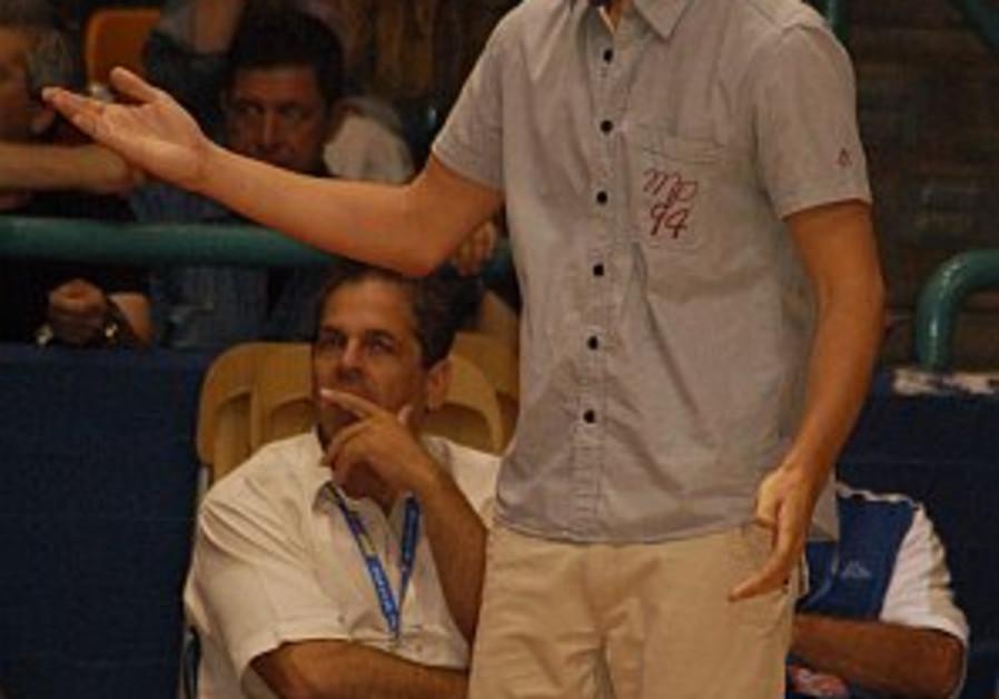 Basketball: Katash looks forward to giant killing in Europe