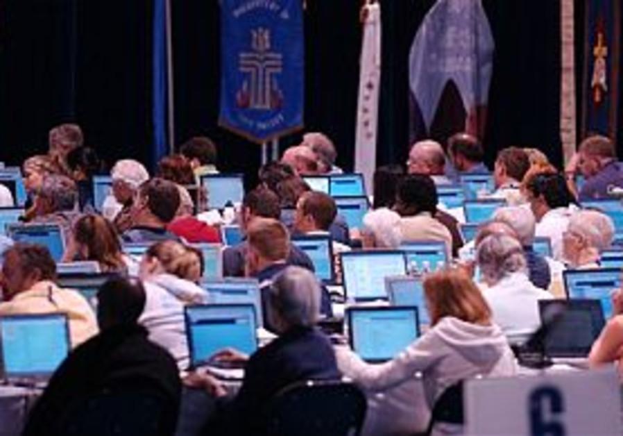 Presbyterians back off divestment