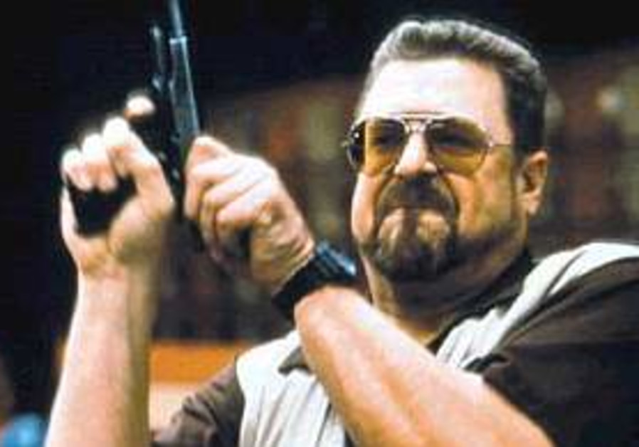 'Big Lebowski' to roll this 'shabbos'
