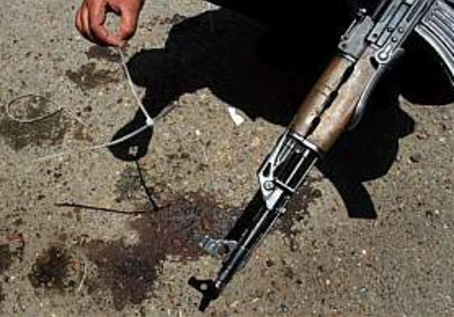 Turkish man shot on Egypt's border dies