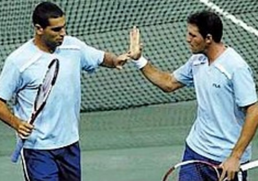 Int'l Tennis: Ram, Erlich expect the spark to return for Davis Cup tie