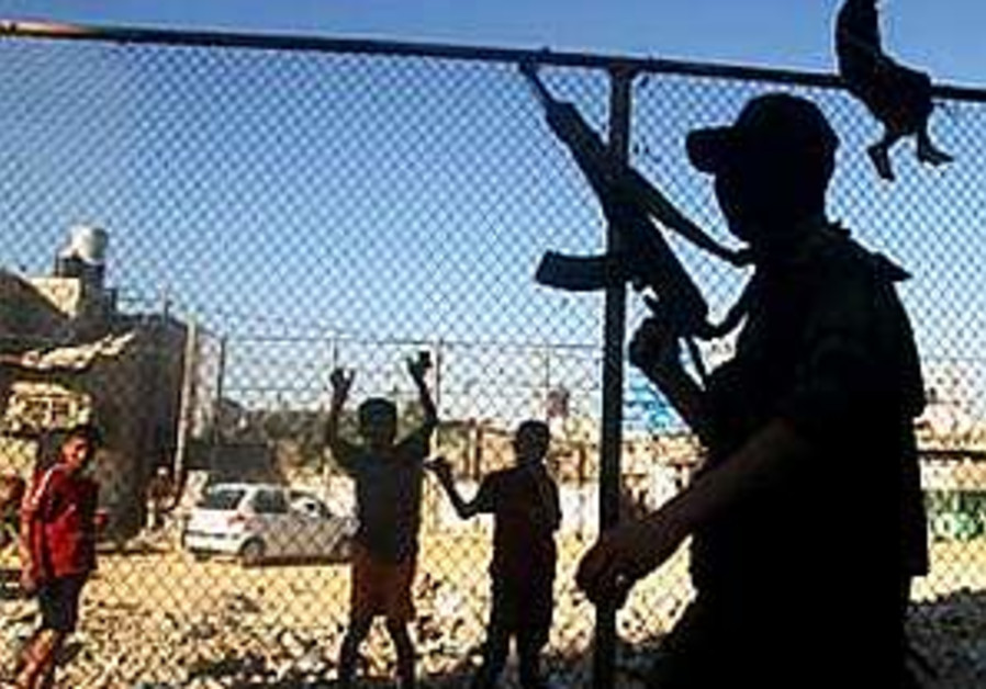 298; gunman in Rafah