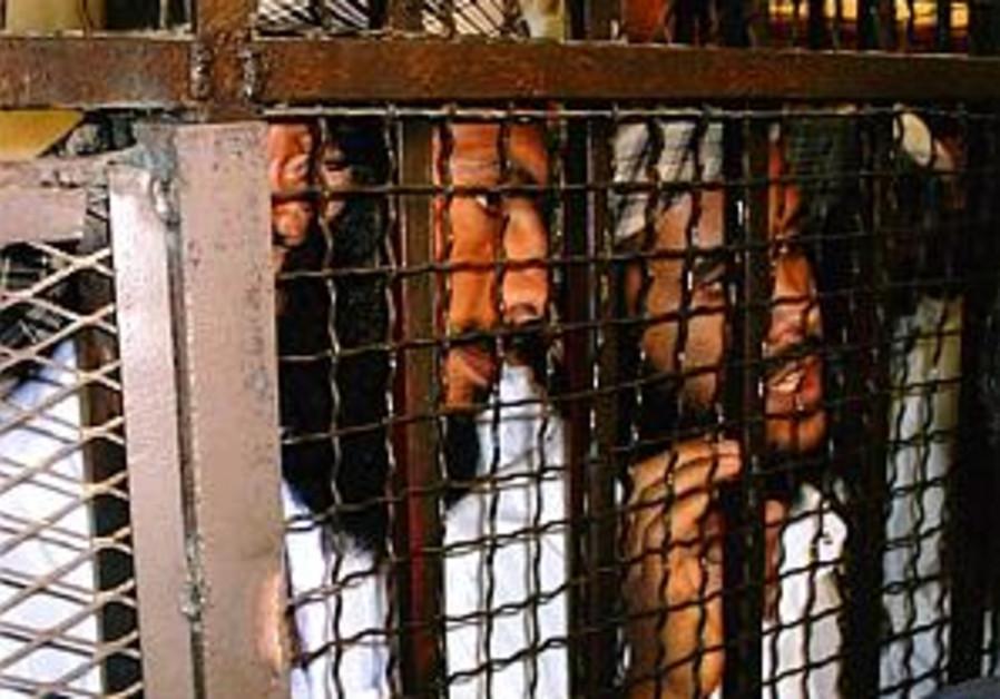 Egypt Sinai terror trial