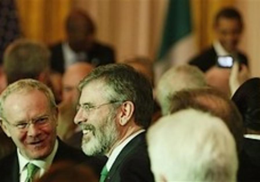 IRA dissidents threaten top Sinn Fein politician
