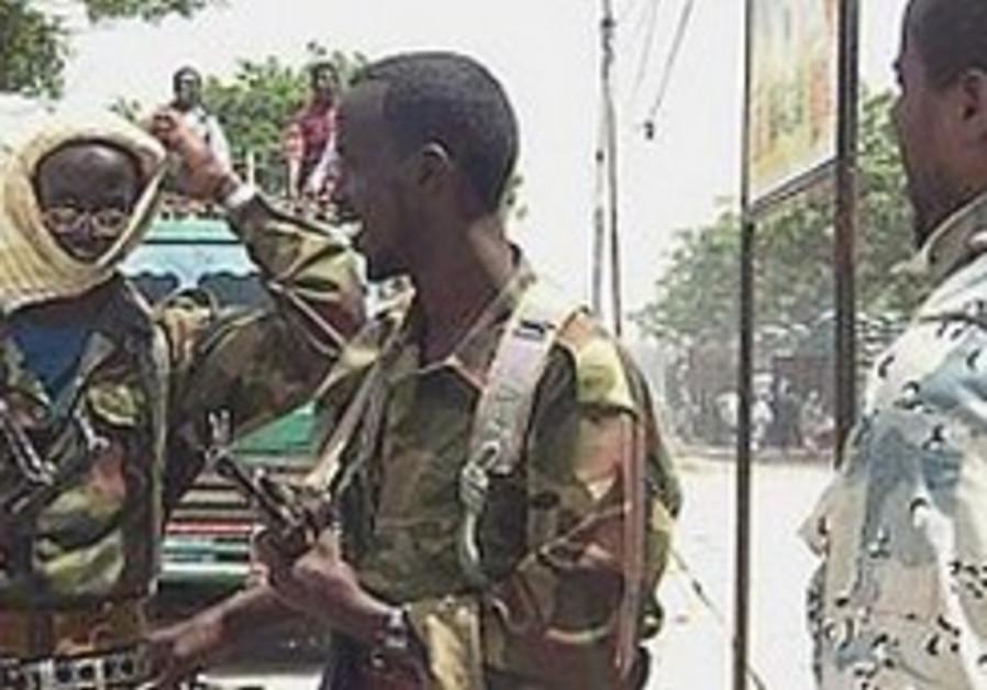 Background: Somalia nearing Islamist takeover