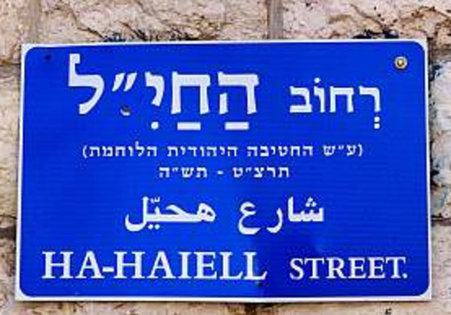Welcome to Petah Tiqwa... or is it Petah Tikvah?