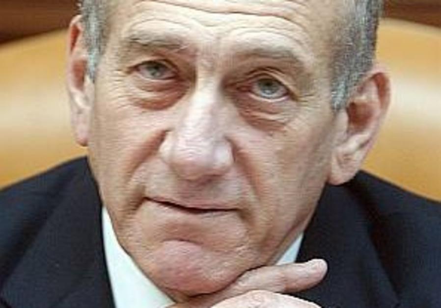 Olmert: 'Not one refugee can return'
