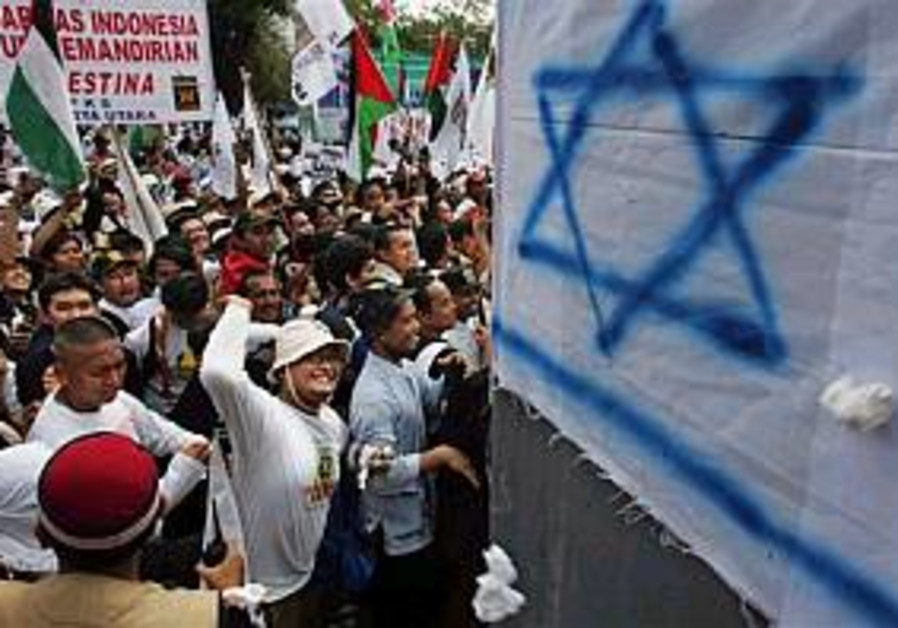 Indonesian cleric: Israel is the enemy