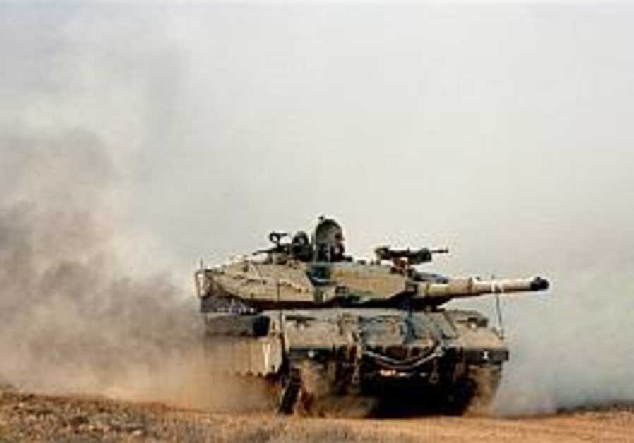IDF kills 7 Palestinian gunmen in Gaza