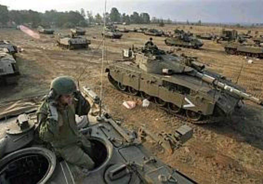 armor ammases outside gaza 298.88