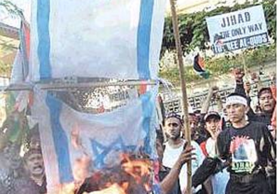 flag burning in indonesia 298.88