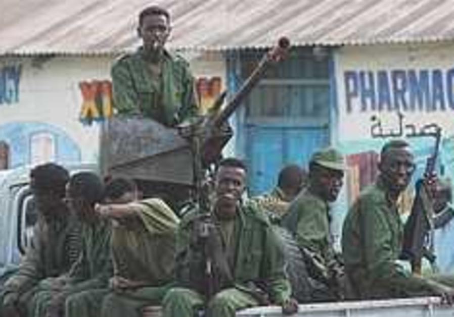 Aid workers begin quitting Somalia
