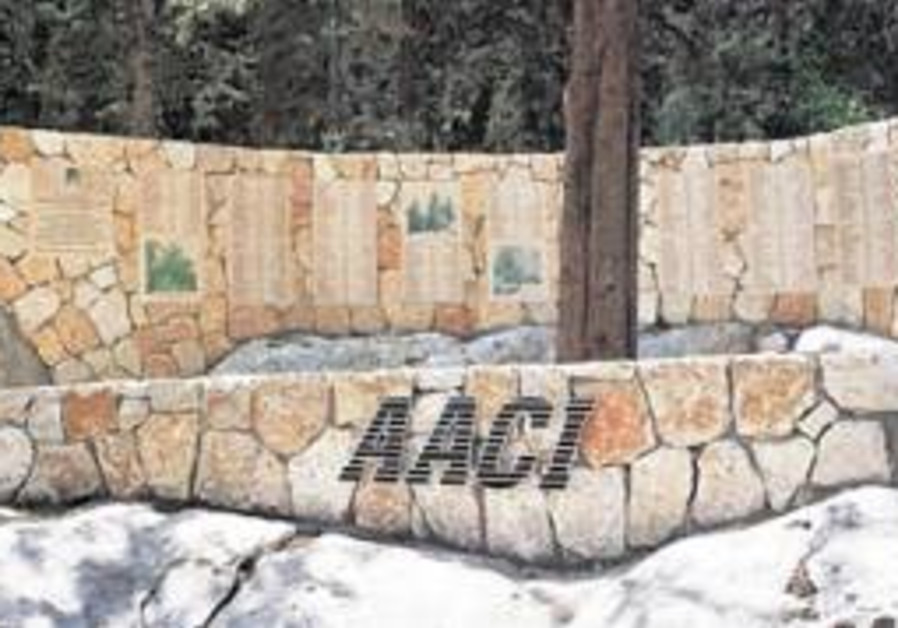 The AACI monument: A guide for the perplexed