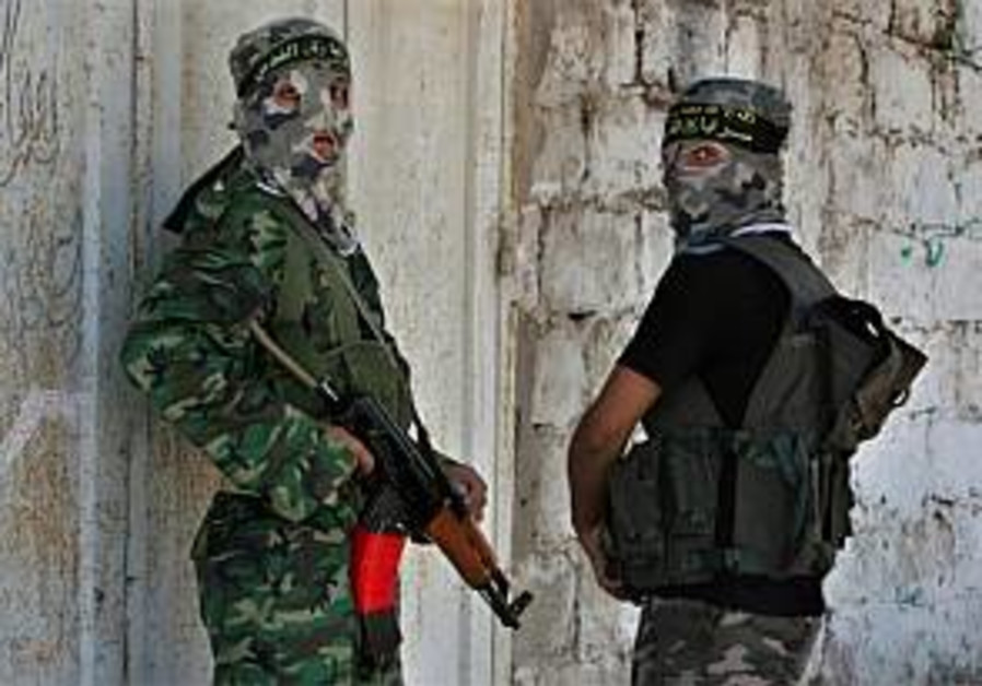 hamas in gaza city 298 ap