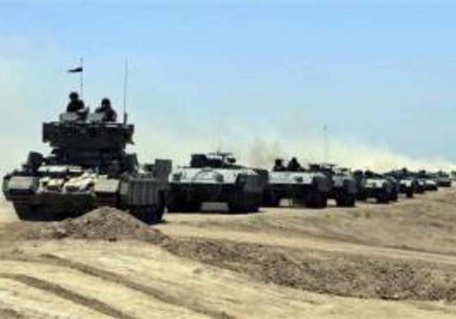 tank convoy gaza 298.88 karni
