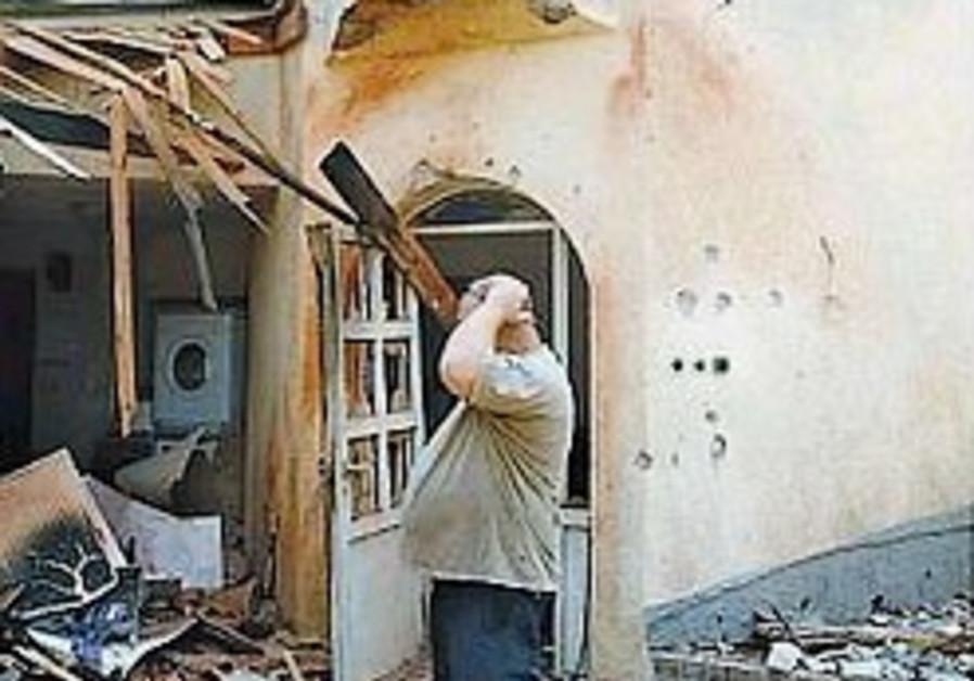 Mossawa: Gov't not repairing war damage in Arab villages