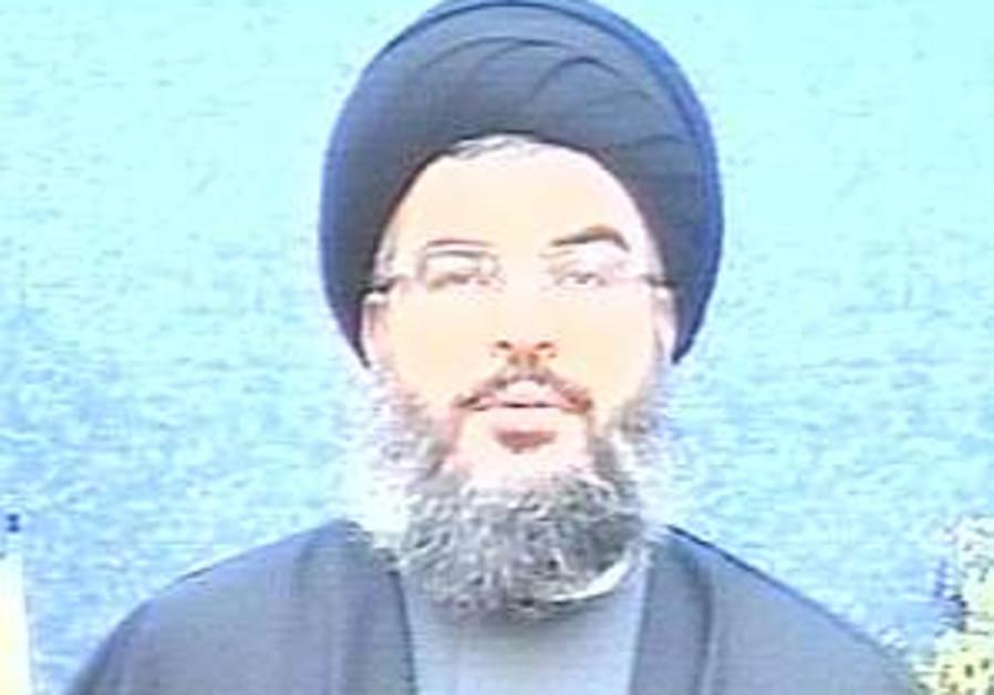 Nasrallah, again