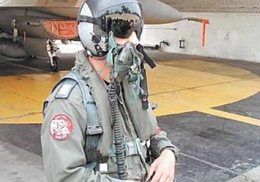 Air Force refusenik sues ex-employer