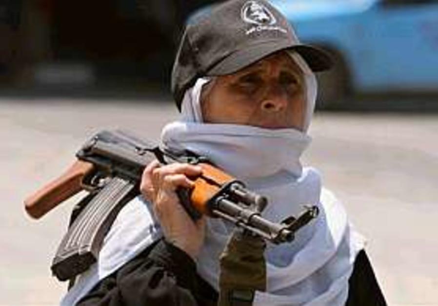 Palestinians demand Arab involvement