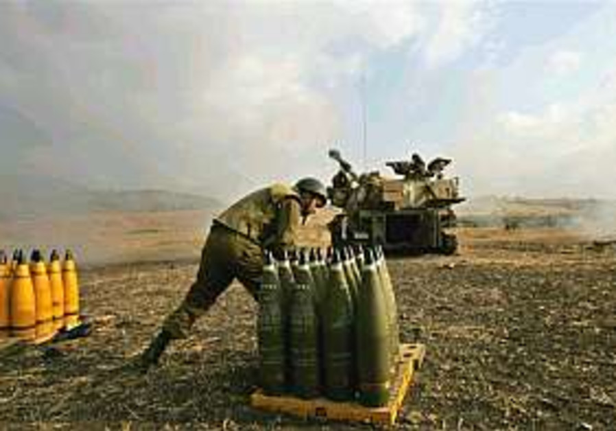 Rockets continue pounding northern Israel