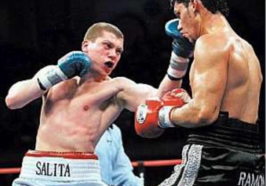 Dmitriy Salita returns to ring