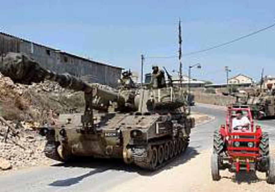 Environmental 'David' stops Defense Ministry 'Goliath'