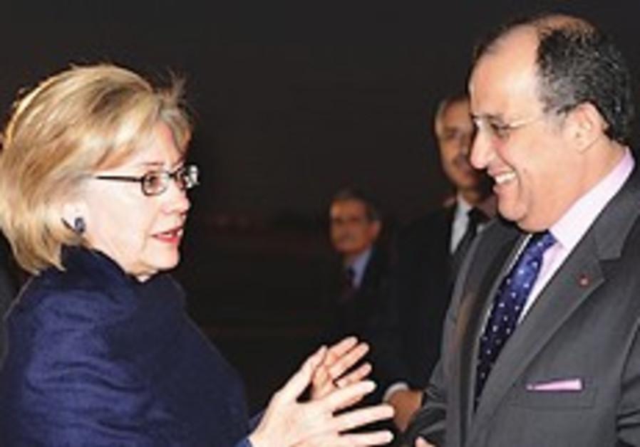 Clinton Morocco its this big 248.88
