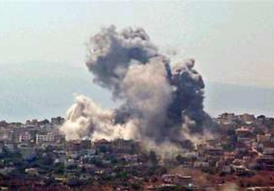 IDF prepares s. Lebanon civil rule