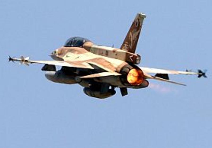 Report: IAF preparing for Iran strike