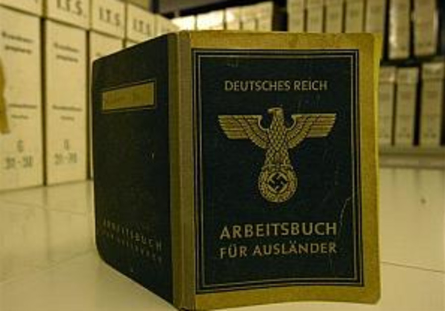 Germany to open Nazi files